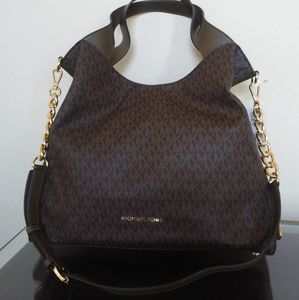 MK Large Shoulder Bag